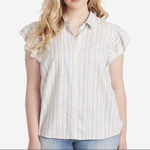 Jessica Simpson plus size blouse